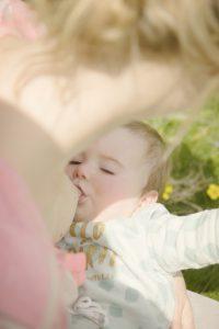 Borstvoeding fotografie 36